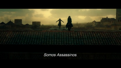 Assassin's Creed (Filme) - Trailer 2 Legendado
