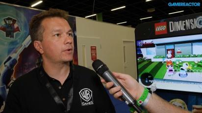 Lego Dimensions - Nick Ricks Interview