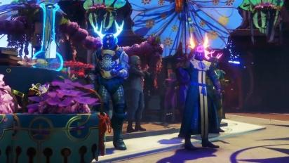 Destiny 2: Forsaken - The Revelry Trailer