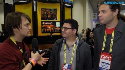 Unavowed - Dave Gilbert and Ben Chandler Interview
