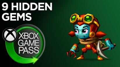9 Hidden Gems on Xbox Game Pass
