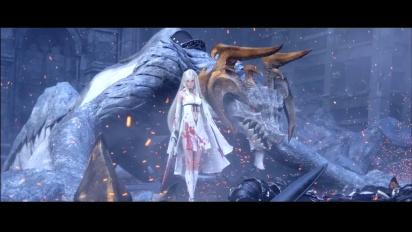 Drakengard 3 - DLC Trailer