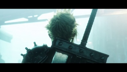 Final Fantasy VII Remake - E3 2015 Announcement Trailer
