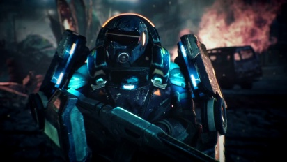 Alienation - Introduction to the Invasion Trailer