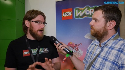 Lego Worlds - Chris Rose Interview