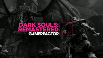 Dark Souls: Remastered - Livestream Replay