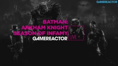 GRTV Repetição - Batman: Arkham Knight - Season of Infamy