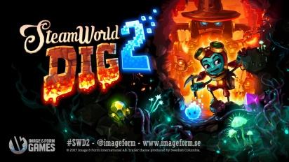 SteamWorld Dig 2 - Launch Trailer