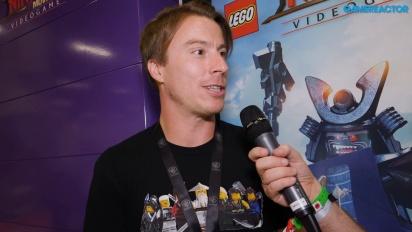 The Lego Ninjago Movie Video Game - Tim Wileman Interview