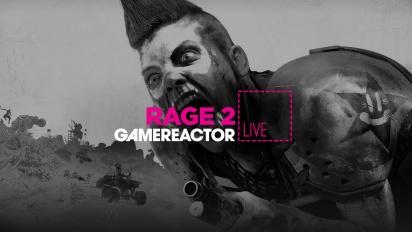 Rage 2: Atualização 2 - Repetição da Transmissão