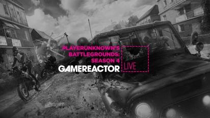 PlayerUnknown's Battlegrounds: Temporada 4 - Repetição da Transmissão
