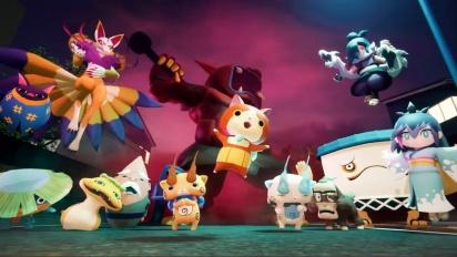 Yo-kai Watch - Nintendo Switch Version Japanese Announcement Trailer