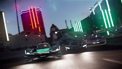 Grid - 'Get Your Heart Racing' Trailer