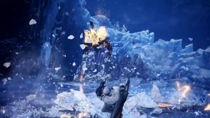 Monster Hunter World: Iceborne - Raging Brachydios & Furious Rajang