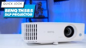 BenQ TH585 DLP Projector - Quick Look