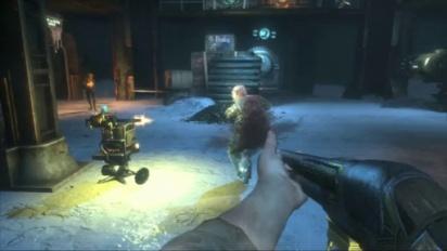 BioShock 2 - Metro Pack DLC Trailer