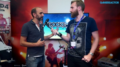 Rock Band 4 - Entrevista Daniel Sussman