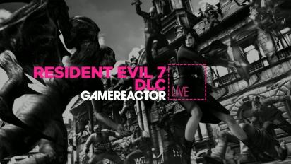 Resident Evil 7 DLC - Livestream Replay
