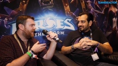 Heroes of the Storm - Entrevista Alan Dabiri