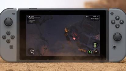 Mantis Burn Racing - Nintendo Switch Teaser Trailer