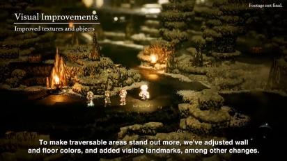 Project Octopath Traveler - Player Feedback & Developer Update