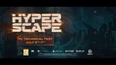 Hyper Scape - Announcement GP Trailer