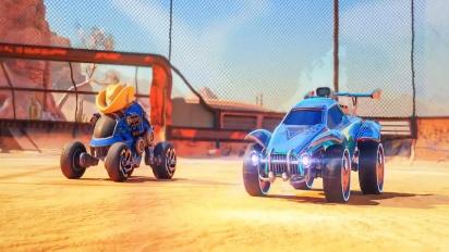 Rocket League - Season 4 Cinematic Trailer