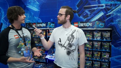 Lego Dimensions: Year Two - James Burgon Interview