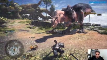 Livestream Replay - Monster Hunter: World