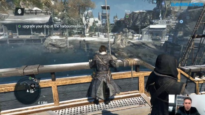 Livestream Replay - Assassin's Creed: Rogue - Remastered