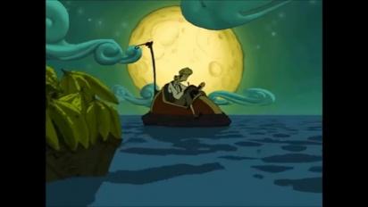 The Curse of Monkey Island - Trailer