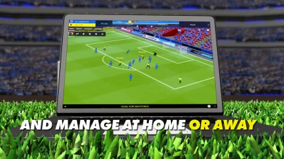Football Manager Touch 2018 | FMT18 - Launch Trailer