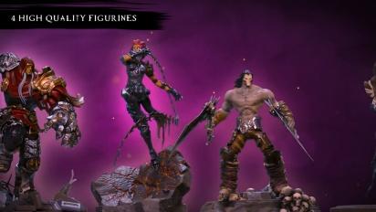 Darksiders III - Moneyshot Video Apocalypse Edition
