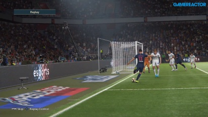 Pro Evolution Soccer 2019 - Full Match Paris Saint-Germain vs København