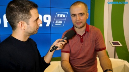 FIFA 19 Switch - Andrei Lazarescu Interview
