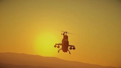 War Thunder - Trailer de Helicópteros de Combate