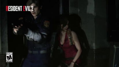 Resident Evil 2 - Classic Costumes