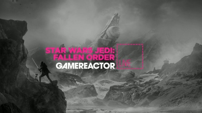 Star Wars Jedi: Fallen Order - Livestream Replay