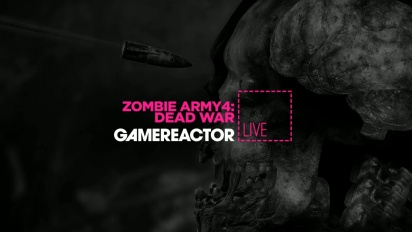 Zombie Army 4: Dead War - Livestream Replay