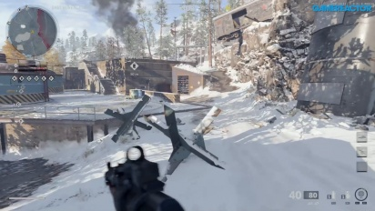 Call of Duty: Black Ops Cold War - Snow Domination Gameplay