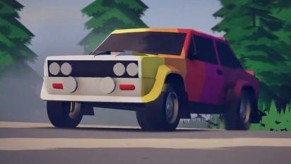 Art of Rally - Xbox One & Nintendo Switch Launch Trailer