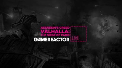 Assassin's Creed Valhalla: The Siege of Paris - Livestream Replay