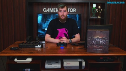 Lords of the Fallen - Livestream Replay