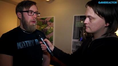 Kathy Rain - Entrevista Joel Staaf Hästö