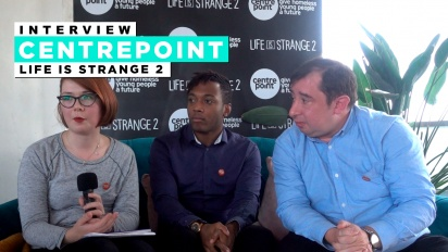 Life is Strange 2 - Entrevista na Centrepoint