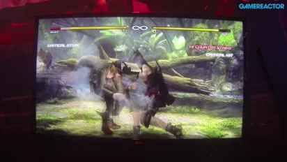 E3 13: Dead or Alive 5 Ultimate - Gameplay