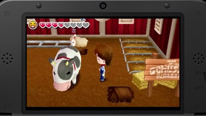 Harvest Moon: The Lost Valley - European Trailer