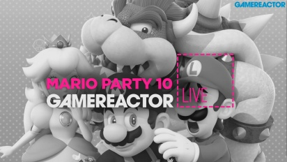 Mario Party 10 - Livestream Replay