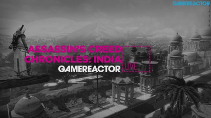 GRTV Repetição: Assassin's Creed Chronicles: India