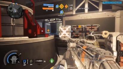 Titanfall 2 - Online: Modo Amped Hardpoint no mapa Homestead